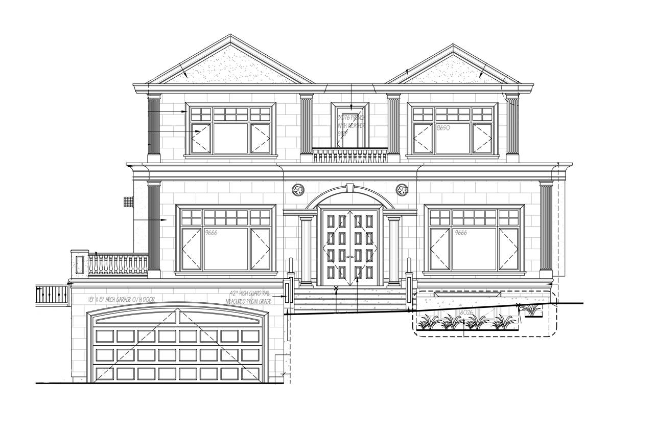 Rare huge lot of 132' x 165' ( 21780 sqft ) in Southlands neighbourhood. Subdivided to two legal lots.  Each lot is over 10,000 sqft and also can build over 6000 sqft of new house. Conveniently close to Point Grey golf club, Crofton House, Kerrisdale Elementary, UBC, Kerrisdale Shopping etc.
