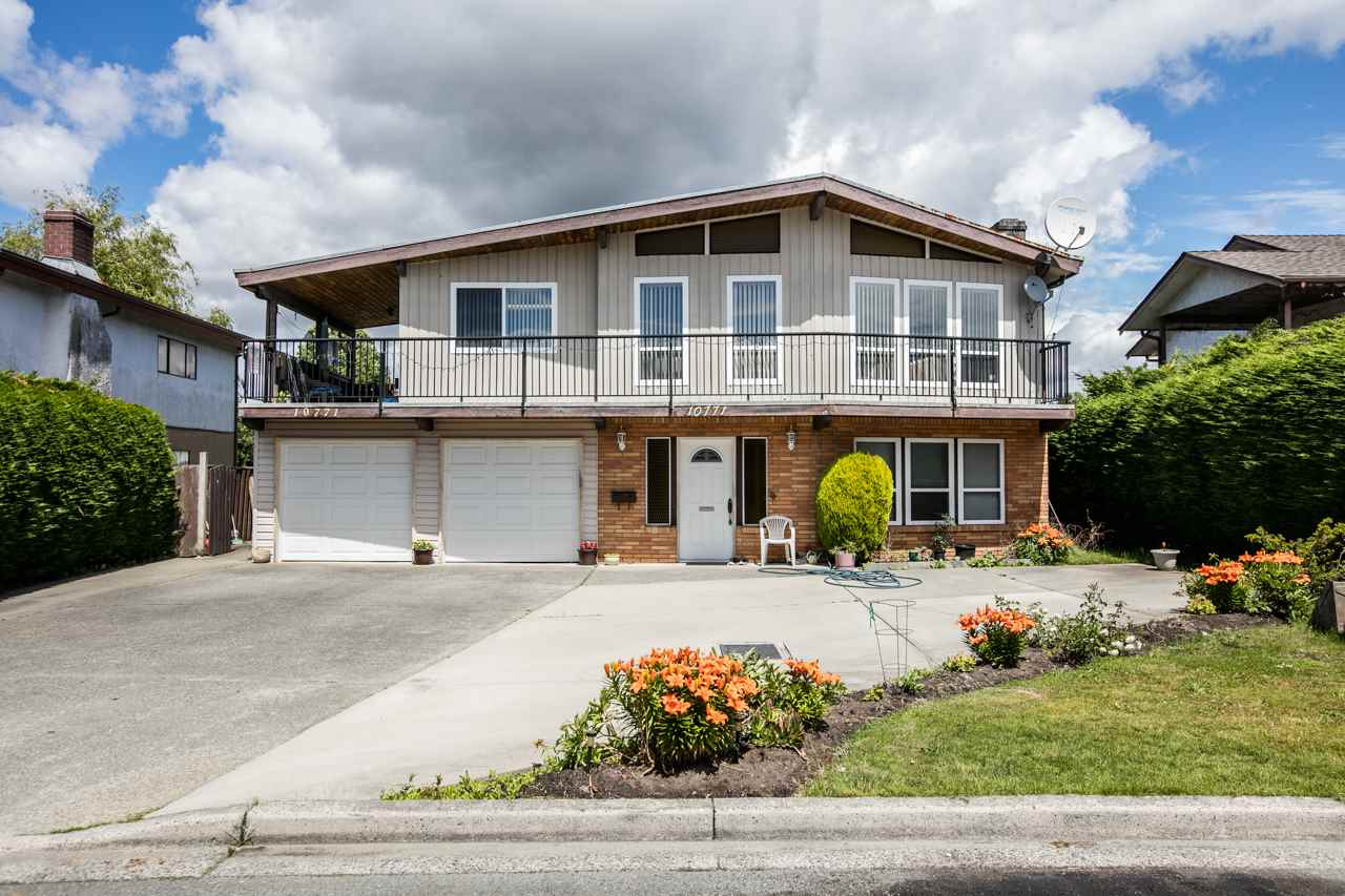Great location in McNair. Great street appearance with this lovely 5 bedrooms, 2 level basement house on a quiet street with curbs and double car garage, large lot with north facing backyard and lane access and much more. 61 X 127 sq.ft. lot with no treeline.