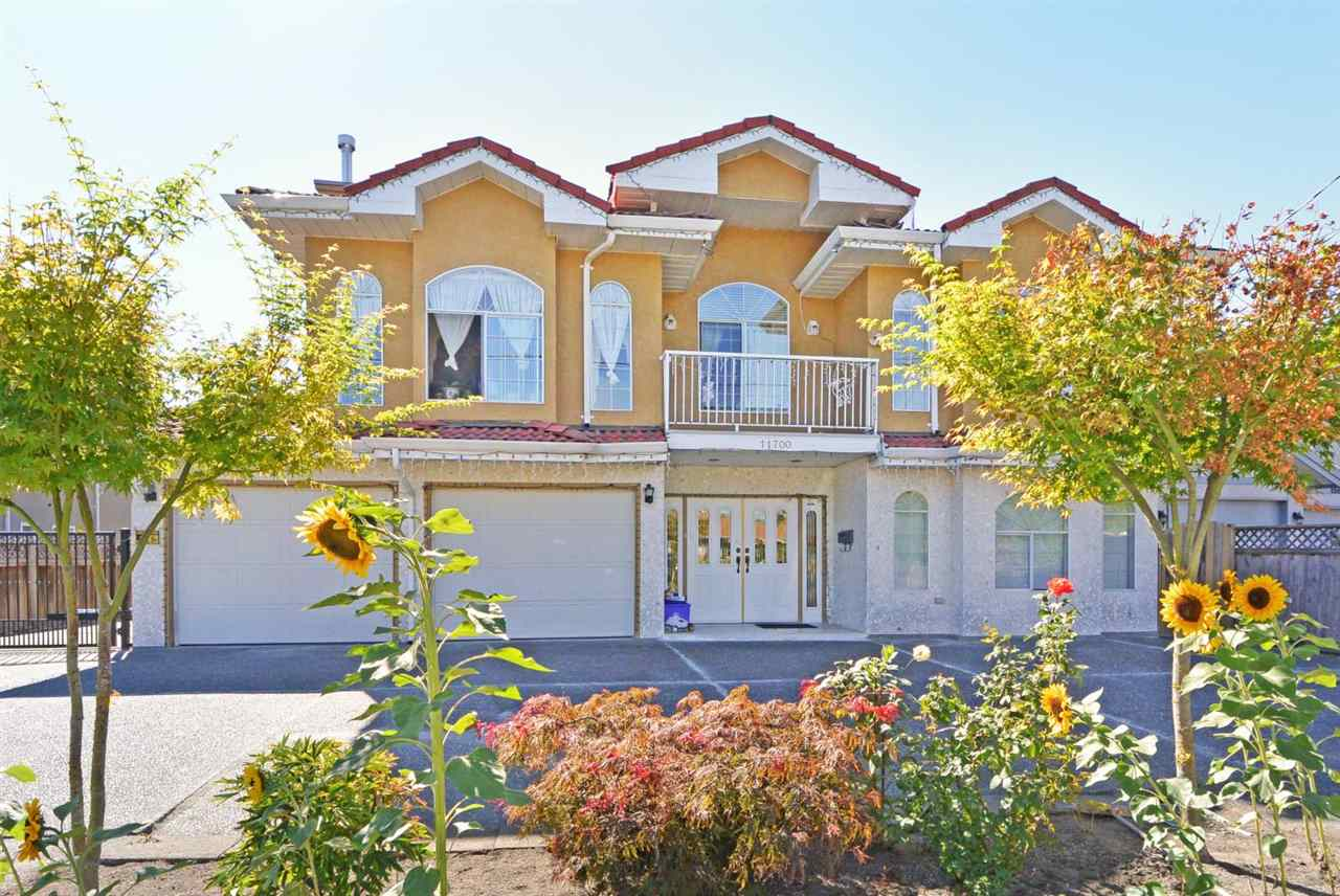 Well kept custom built home sits on a 66' x 131.98' (8,710 sqft) lot located in the East Cambie area. Upstairs features spiral staircase, crown moldings, sunken living room, gourmet kitchen with S/S appliances and granite countertops, well appointed eating area, spacious family room, 4 roomy bedrooms and 3 bathrooms. The main level with spacious recreation room, games room, gym area and 5 bedrooms. Beautiful landscaped garden with storage building, 2-car garage plus additional parking. Walking distance to Cambie Plaza with Shoppers Drug Mart, restaurants, public library, banks, transit & much more. Steps to Mitchell Elementary, Cambie Secondary, Cambie Community Centre and King George Park.