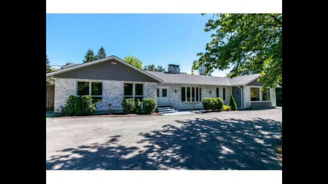 Great Home for big family or investment. Beautiful 4 bedroom, 3 bathroom Rancher. Spacious master bedroom with huge walk-in closet. Marble floors, granite counters, stylish lights, all arranged in a complete privacy from road and neighbors. Separate double garage and workshops with power. Nearly 10 Acres with city water. Quiet and peaceful home to live.