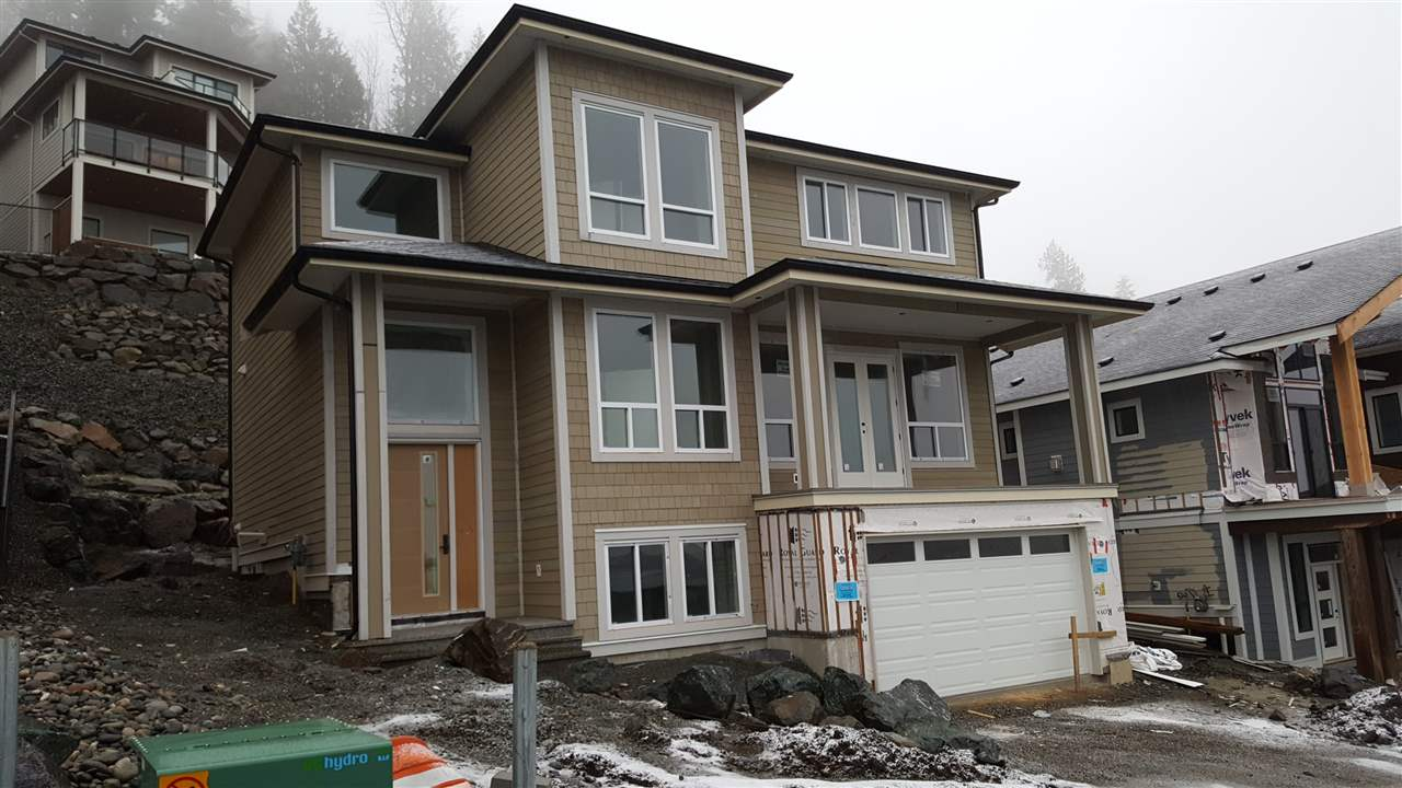Sought after Sunridge development on Ledgestone this 4 bedroom plus office 3 storey over 3000 sq. ft. home is currently under construction and estimated to be ready in MARCH. Beautifully appointed open floor plan with tall ceiling heights and large open maple kitchen, soft close drawers, quartz countertops. Sunridge is Chilliwack's premier development of distinctive lifestyle homes naturally situated between the breathtaking backdrop of Mt. Cheam foothills and overlooking the Falls championship golf course. From it's estate-like treed boulevard entry to captivating views of fertile farmland, lush fairways and city lights, makes it easy to see why Sunridge is in a class by itself.