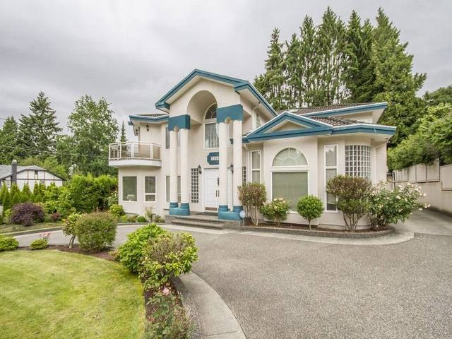 Incredible opportunity to buy in prestigious BUCKINGHAM HEIGHTS, Burnaby's best area! This over 6000 Sf 7 bedrooms family home sits on a 89x150  lot, R1 zoning, in well ranked Buckingham Elementary & Burnaby Central Secondary catchment. Updated in so many areas, steps to transit and Metrotown. A sure sale be quick!