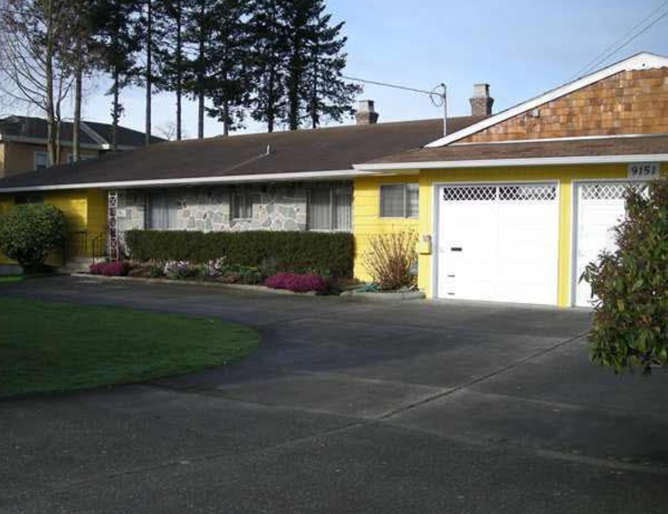 Land assembly with 9091,9111,9071 Gilbert Rd and 6800 Francis Rd. together for sale. Total 54020 sf, can be townhouse lot. Full commission to buyer's agent only with physical introduction at 1st and subsequent showings otherwise $1000.