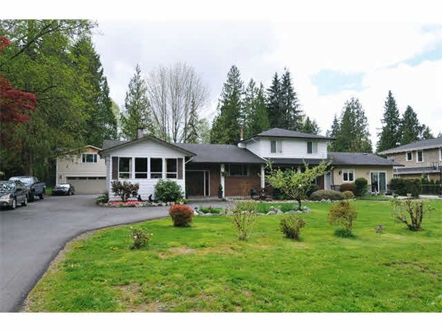 Family and/or investor ALERT! Nestled in ACADEMY PARK, arguably one of the most sought after areas in Maple Ridge, this ENTERTAINER'S DELIGHT boasts 6 bdrms, 3 baths, plenty of natural light, hardwood flooring, metal roof. Bring your ideas to this nicely positioned 4,000+ sq ft sprawling rancher on a flat & fully usable 1 acre. Ample parking for your boats/toys/RVs. Custom house plans also available. Conveniently located minutes to all levels of schooling including the world renowned & rapidly growing private International Baccalaureate school of MEADOWRIDGE, transit, shopping, golf, recreation & many amenities. INVEST today while living the dream. Academy Park will not disappoint.