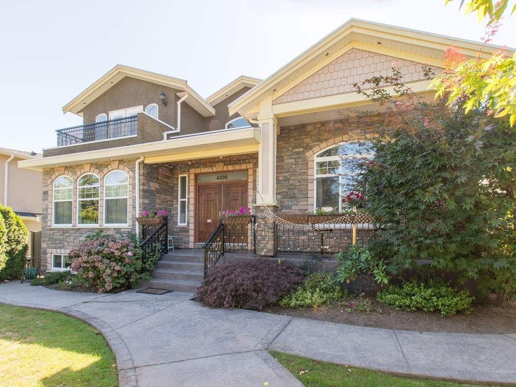 This custom built home is one of a kind and has the latest high-end finishing and lots of upgrades inside & out, such as stone wall in the foyer, dining room and family room, huge patio with built in BBQ, tree line on both side of the house with privacy of front & side yard. This 7652 corner lot with South facing back yard, the total of around 4700 SF house has total 7 bedrooms & 7 bathrooms, generous family room with cozy gas fireplace and looking towards to the back yard. There are one bedroom and den on the main floor. The basement has high ceilings & 2 bedrooms suite with separate entrance. There is a potential extra 1 bedroom suite on the basement.