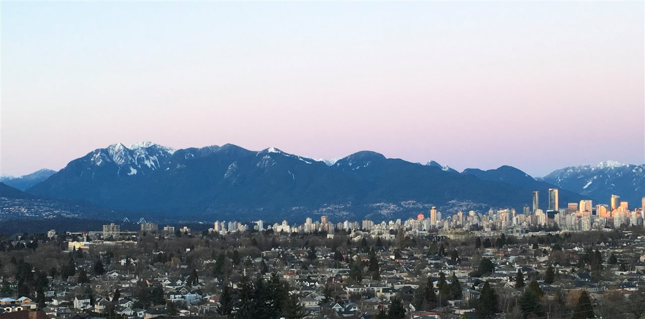 Panoramic water, mountain & city views in popular Mackenzie Heights! This architectural 5 bedroom home has 16? high ceiling in the Living Room and gorgeous rooftop deck to enjoy fireworks! Many updates incl a newer kitchen, hardwood floors & bathrooms. Other features: large kitchen island for breakfast & lunch, dining room with wet bar, 3  gas fireplaces, landscaped front yard, fish pond in backyard, extra large 2-car garage plus carport. RS-5 zoning allows laneway home with no neighbours at the back. Short walk to Prince of Wales School. Open Houses: Sat & Sun, Oct 7&8, 2-4pm.