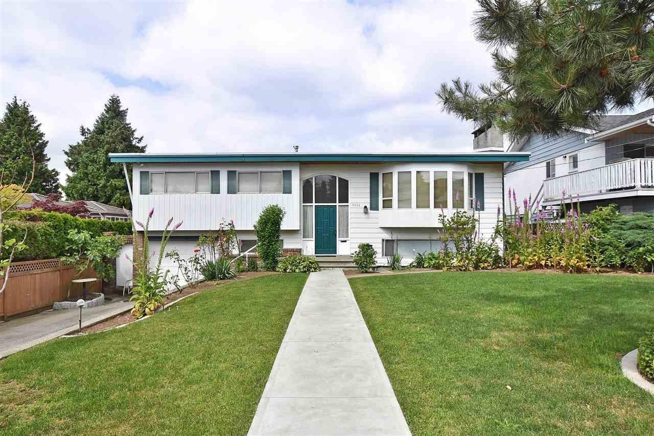 FIRST TIME on the market. Great family home. Excellent location and CURB APPEAL. Needs a little TLC, but tons of potential. LIVE in/RENT or prepare to BUILD (r4 zoning) up to 4,734 s qft. Nice SOUTHERN view. The main has 3 beds & a bath, and in the bsmt there is an EXTRA bedroom & a separate one bed & bath MTG HELPER. This home backs onto Parkcrest Elem School, Aubrey Elementary (FRENCH IMMERSION) & Burnaby North Secondary is about 8 and 10 min walk. Holdom Skytrain is 10 min walk and 2 min by BUS stop. Short drive to SFU. Walking distance to Kensington Plaza and skating rink. Huge STORAGE in back. Lots of parking, large driveway with PULL THROUGH garage and additional parking in the back.