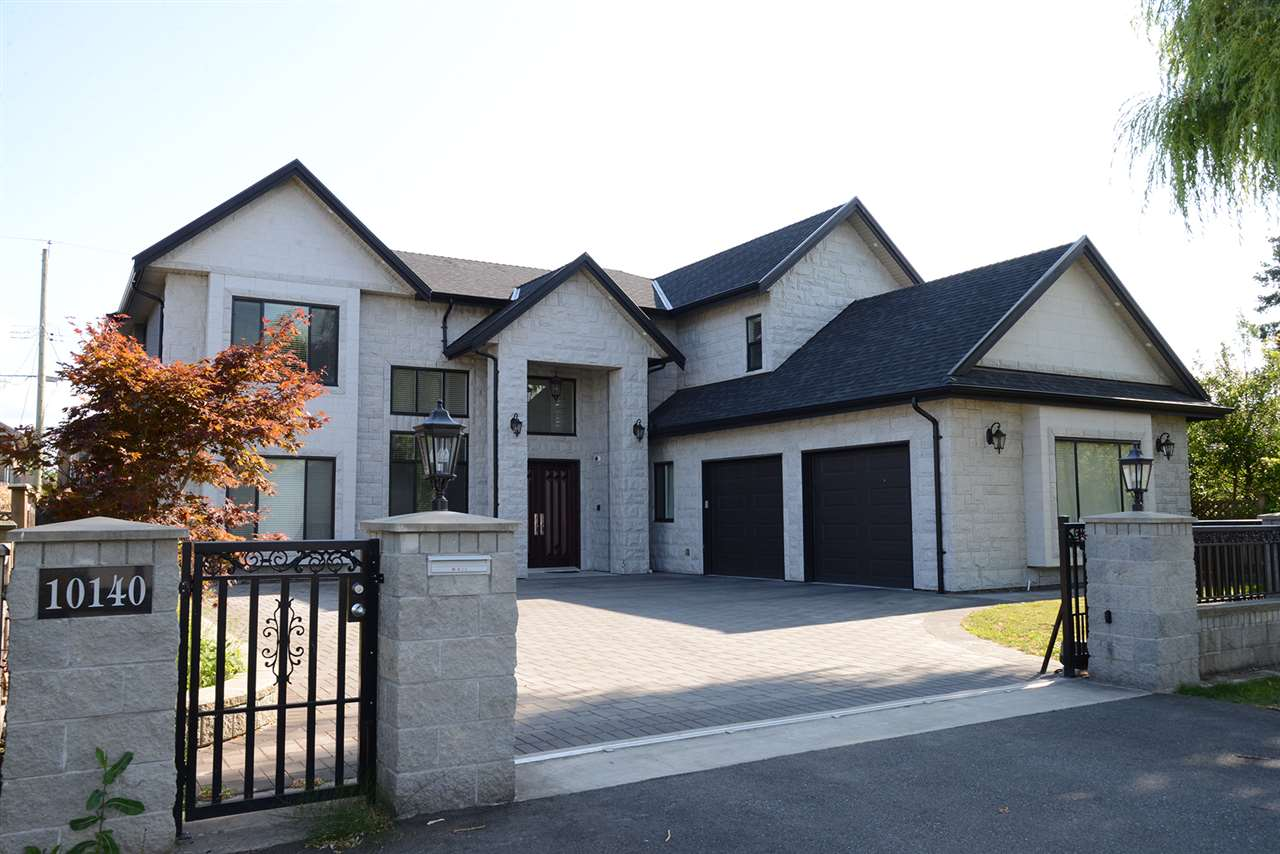 Facing McNair Secondary School, this custom built single house is featured with the owner's advanced design: 7 ensuites make sure everybody has his or her own space and privacy. Among them, 3 have separated entries on the ground floor which will do great help for mortgage appliers. The rich rent income is  an extra bonus for the new master. High ceiling, granite countertops, huge center island, stainless steel appliances, hard wood floor and so on provide you a desirable home.