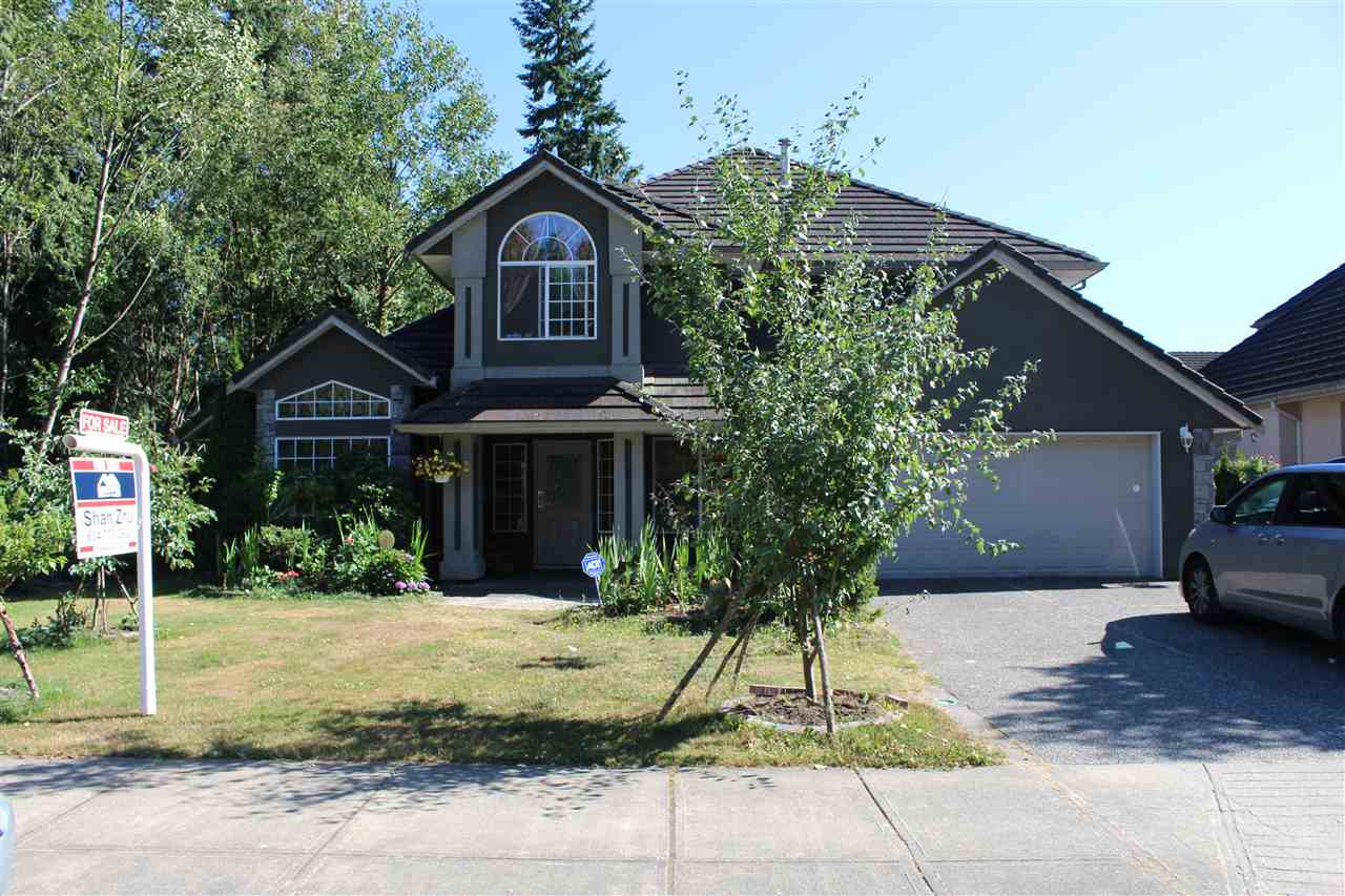 Prime location in Fraser Heights. Close to schools, shopping, rec centre and public transit. Sunny south facing private fenced backyard with gazebo. Very functional 5 bedrooms plus den and 3 bathrooms.  19 years old with lots of upgrades.  Perfect home for your family.