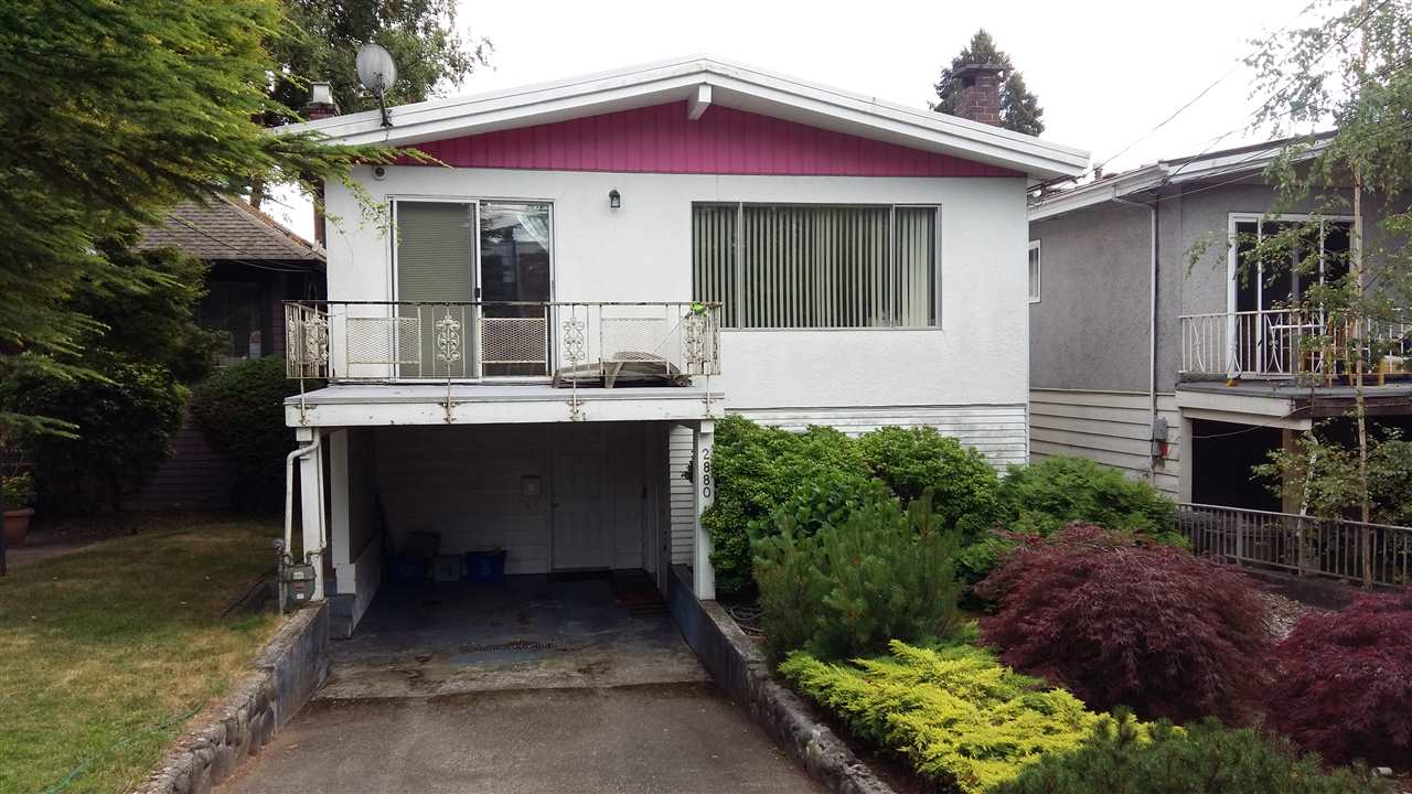 Welcome to this 33' X 135' single detached home located in Kerrisdale. South-facing backyard with 3 bedrooms & 2 bathrooms on upper level and 2 bedrooms legal tenanted suite at lower level. 2,066 sqft interior. Front and back sundecks and patios. Long driveway can park multiple cars. A few minutes walking distance to Schools, Shops, Parks, Community Center and Restaurants. Busses along 41st Avenue straight to UBC. All showing by appointment.