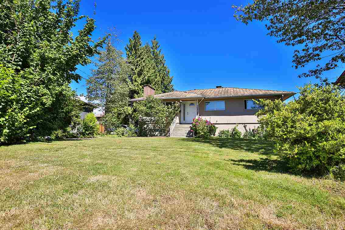 7812 sq lot in a very convenient location in Coquitlam. 3 bdrms on main, Bsmt features a large family rm plus 2 more bdrms.