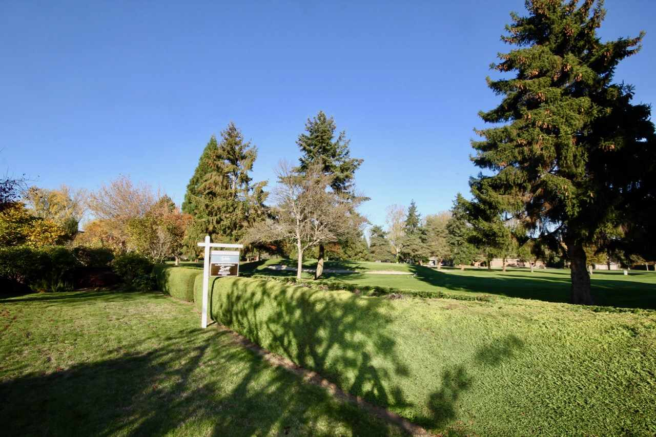An incredible opportunity to own one of Tsawwassen?s best properties. 85?x122?, 10344 square foot lot backing onto the 5th green of the prestigious Beach grove golf course. �this 2192 square foot 3 bedroom and 2 bathroom rancher has many upgrades including roof in 2015 updated bathrooms, including handicap accessible shower and oversize doors. It is possible to build a 4100 square foot home on the lot. This is a truly special property located on a extremely quiet street. Open House Sunday Dec 10  (2-4pm)