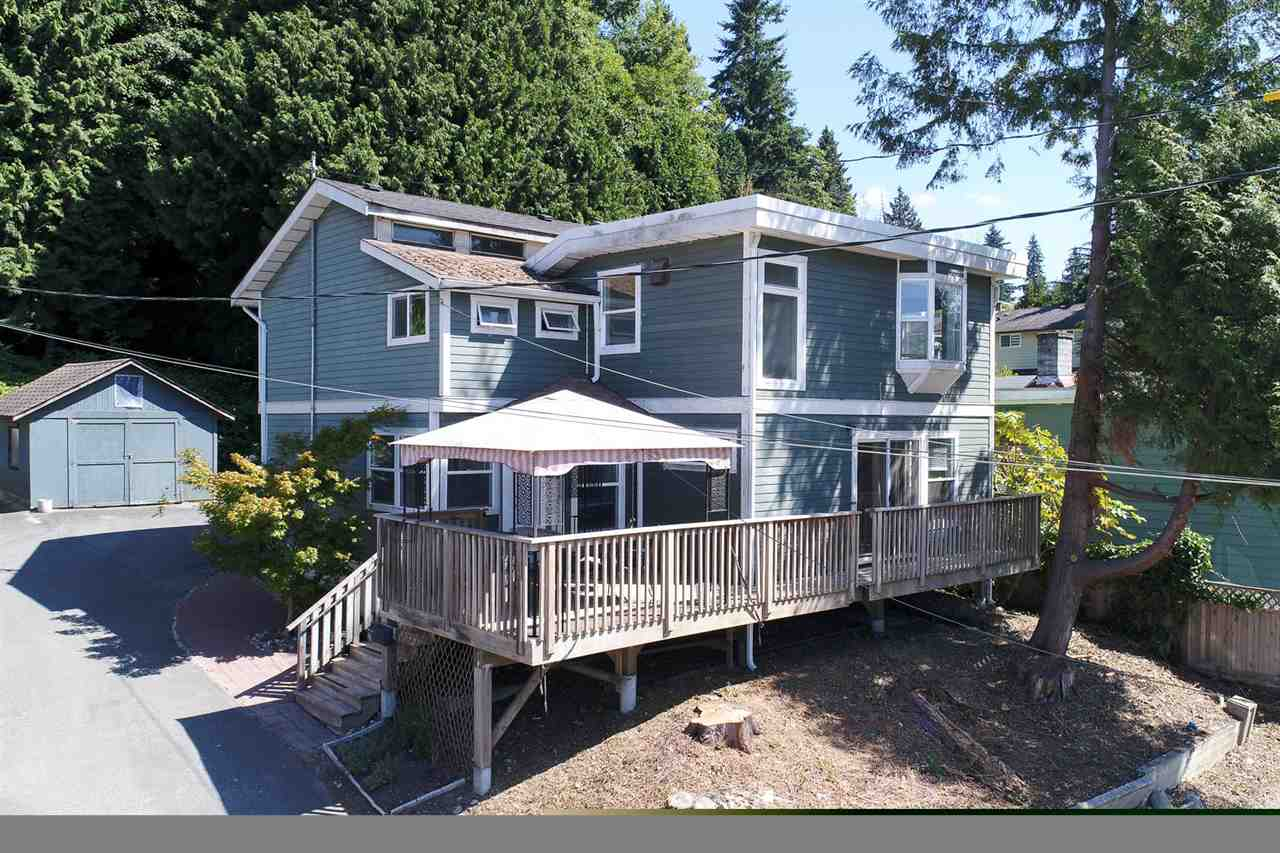 PRICE REDUCED! - Best Value in South Slope, BBY.  Huge 50 x 168' lot.  Price reflects land value, but solid 5 BR home is ready to start generating revenue while you plan your dream home.   R2 zoning allows up to 4700 sq ft home with detached 450 sq ft garage.  Central location allows quick access to downtown Vancouver, shops and transit, while greenbelt at the back and ALR across the street offer privacy and unobstructed views to the south.    Bring your offers!