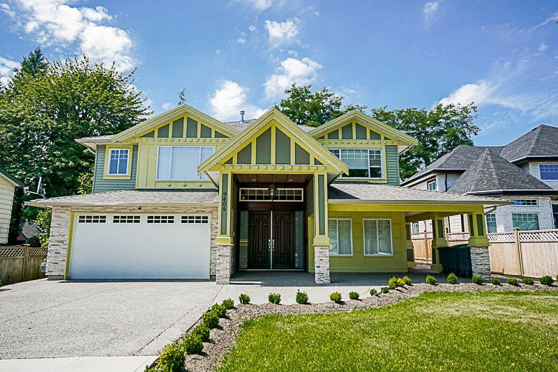 This Custom Build is a RARE find in this highly sought after community. Built by an experienced builder as their own home, boasting a very spacious 4,039 SF home on a huge 7,739 SF lot! Absolutely top quality throughout, gorgeous floors, designer mouldings and lighting, media/bar room, gourmet kitchen with eating area and family room, full living room with dining area - Upstairs has 4 Large BDRMS with 2 Ensuite bathrooms. Basement features a Media/Bar Room with bathroom and 2 Seperate Basement Suites. Great mortgage helpers!! Large back sundeck, a Private fenced large backyard space plus large covered deck area. Close to schools, shopping, restaurants, rec center, transportation, highways and borders. Original Owners. A Must See!!