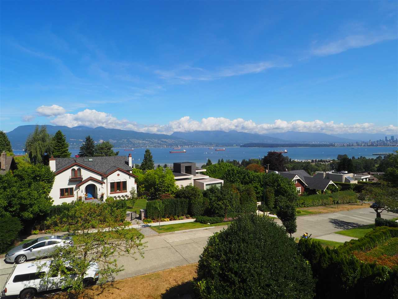 "First time on the market in over 5 decades.  Built your castle on the hill and a little one in the back.  Breath taking ocean, mountain and city views. Watch the sun rise from the East. Value in the LAND only.   Good size lot,  55' x 168.41'.   No touchbase please.  Water view from the main level.  Truly a ""rare"" find.  Built you ultimate dream home in one of West side best neighborhood north of West 4th Ave."