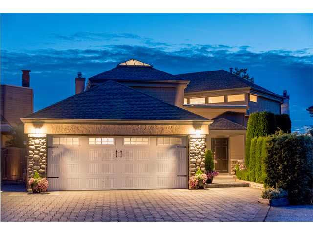 """A truly magnificent home location in the prestigious enclave of Monte Bre offering 3,433 sq. ft. of living space, 3 bedrooms, den, 2 bathrooms, and huge decks to enjoy the forever views. Situated on an easy care 9,795 sq. ft. property Just minutes to walk  to """"Caulfeild Village"""" with its shops & restaurants as well as Caulfeild Elementary & Rockridge Secondary School. Spectacular westerly facing water and island views."""