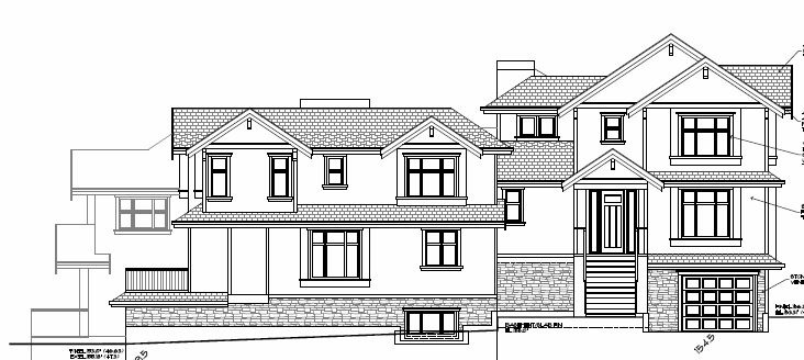 DEVELOPMENT OPPORTUNITY....Renderings for 3 TOWNHOMES (Tri-Plex)...2500 sq/ft each unit, 3 bedrooms and 4 bathrooms with garages...CALL FOR RENDERINGS.
