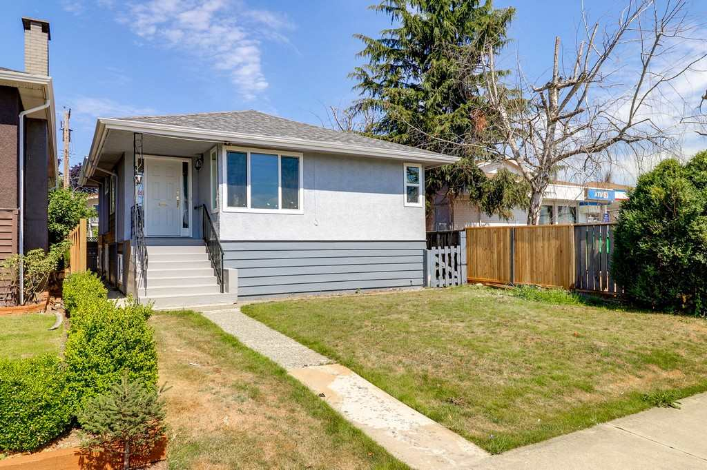 Completely renovated recently. Cute bungalow has 3 bedroom up with dining area 2 bedroom & den in the basement. New furnace, new roof, new paint. Granite countertop, new floors, all appliances are new. New windows. Come have a look once. Seller motivated . Still available.