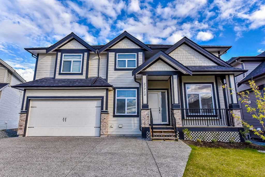 Location..Location..New and large home in West Abbotsford....This home has 7 bedrooms and 6 bathrooms. Home is well designed with family room, den, large kitchen, 2 master bedrooms with attached bathrooms. Shopping and services nearby. Call today for personal showing.