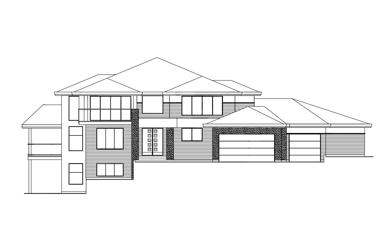 A Ridge Dream Homes masterpiece in the gated Grant Hill Estates development.