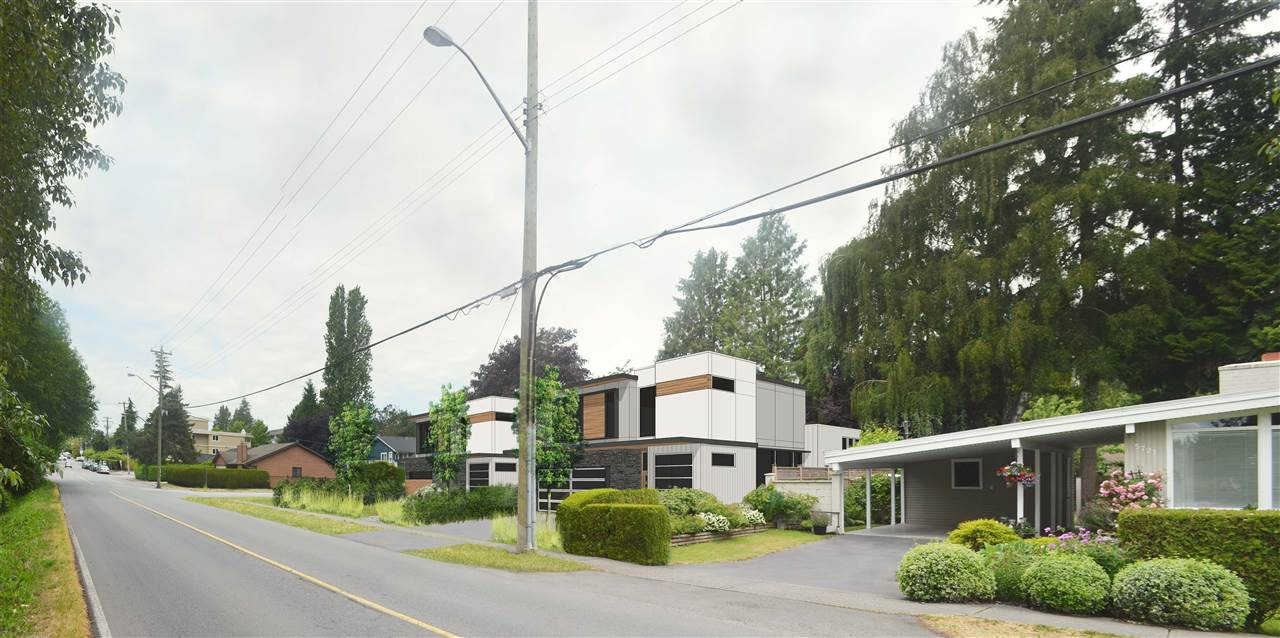 Builder/Investor Alert!!! Rare Beach Grove opportunity to build two new homes with stunning contemporary designs already in place. Third reading approval for two lots. Excellent location right across from Beach Grove golf course and just a few blocks to Beach Grove Elementary School, South Pointe Academy, Tsawwassen Town Centre and the beach. Inquire for more details and building plans.