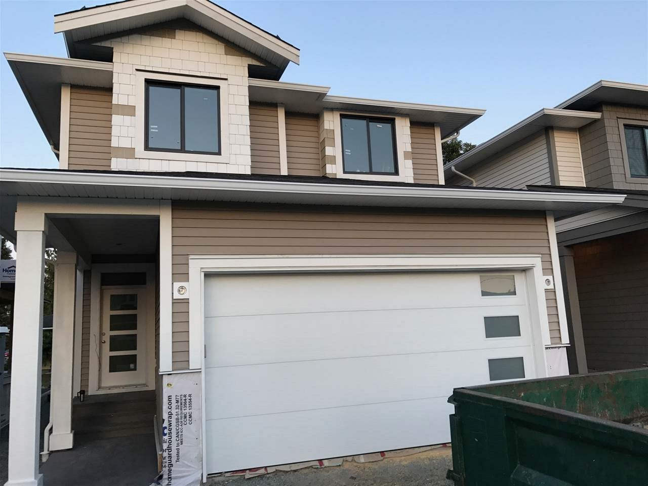 Over 2400 sq. ft. lovely finished home, with attention to details. Kitchen includes quartz countertop, beautiful cabinets, 9 ft. ceilings. Basement finished with 4th bedroom, 4 pc bathroom, laundry connections pre plumbed for extra sink in basement. Air conditioning pre-plumbed. Fenced and landscaped yard.