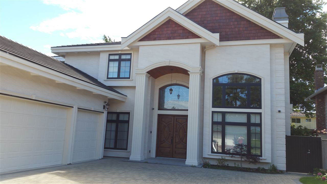 Like new custom built home located in quiet Boyd Park district. North South exposure with 3300 SF on 7020 SF lot. A/C, HRV, wok kitchen. Media room, Miele stainless steel appliance package, 5 spacious bedrooms, tile roof & triple garage. Absolute gorgeous & well maintained neighbourhood. Private location & close to all amenities. School catchment are Grauer Elementary & Hugh Boyd Secondary. No GST & New Home Warranty in place. Must view to appreciate. Call now!!