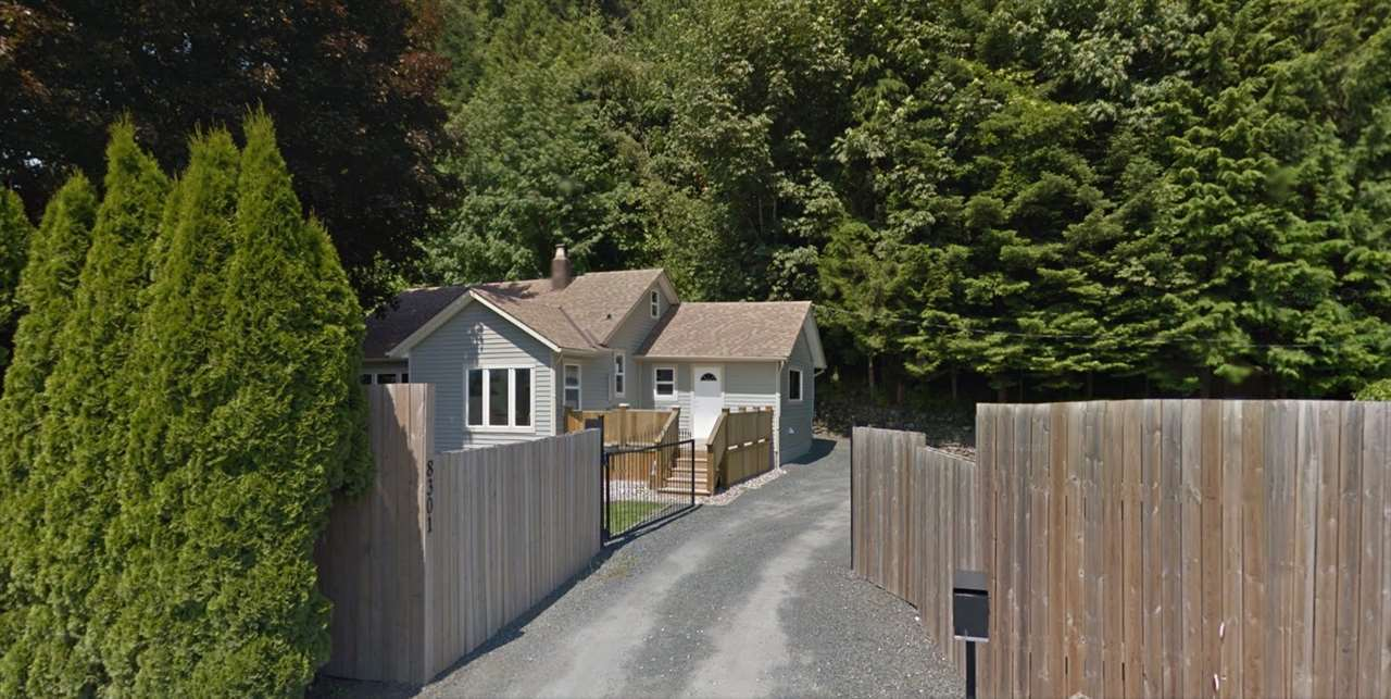 Gated 3 acre property right next to the industrial park area with lots of potential. updated plumbing and electrical, 2 shops: 10 x 20 & 20 x 50 with 220 amp service plus a 8 x 12 shed. 3 separate entrances, basketball court & trails up the mountain side. Land value only.