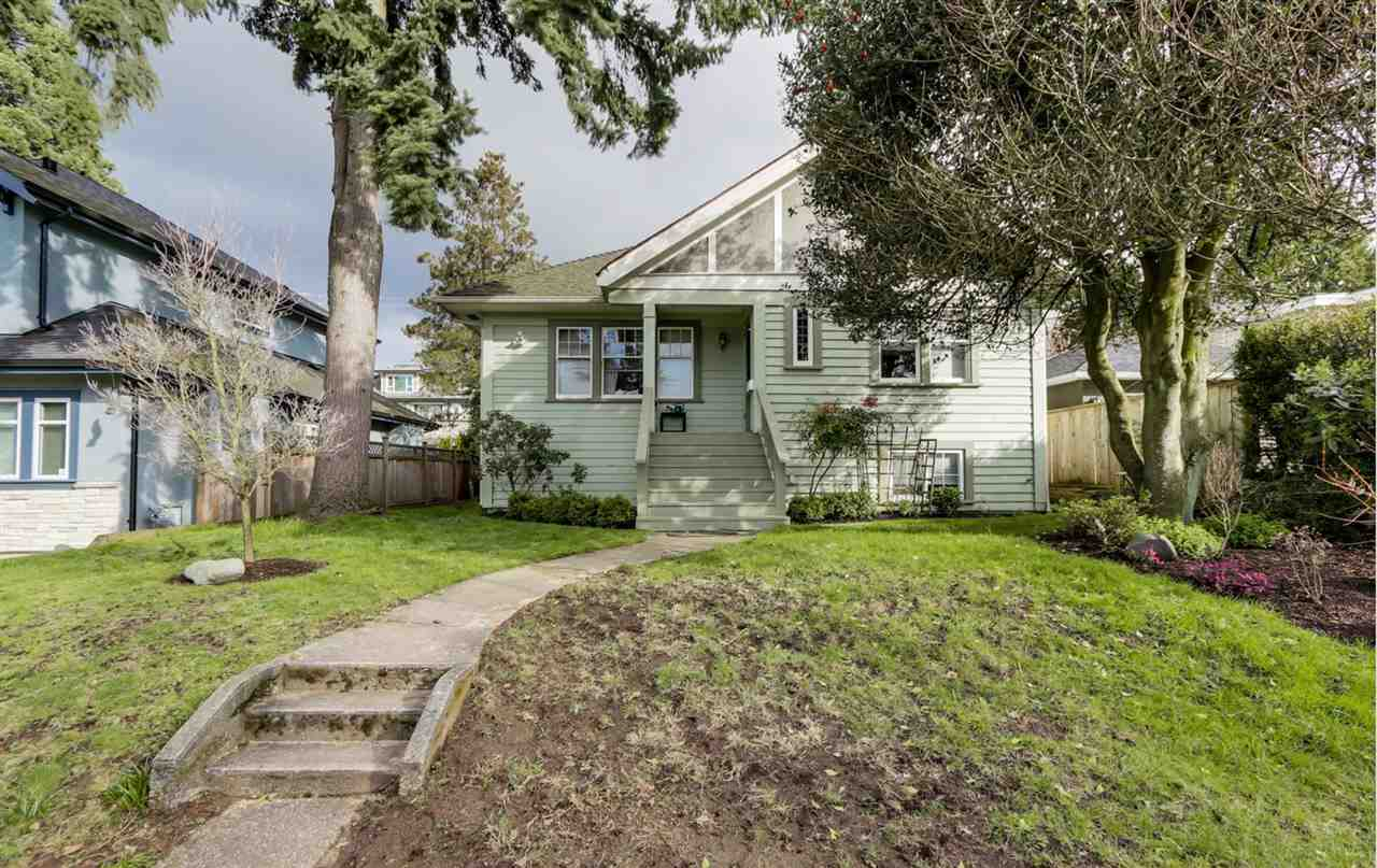 Extremely Well maintained home on 50 X 112 lot in this lovely South Granville neighborhood, close to UBC, Vancouver International Airport, Choice market, Kerrisdale Community Centre, Transit, Parks and within Magee Secondary school and Mckechnie Elementary school catchments. Great property to hold and build your dream home later on.