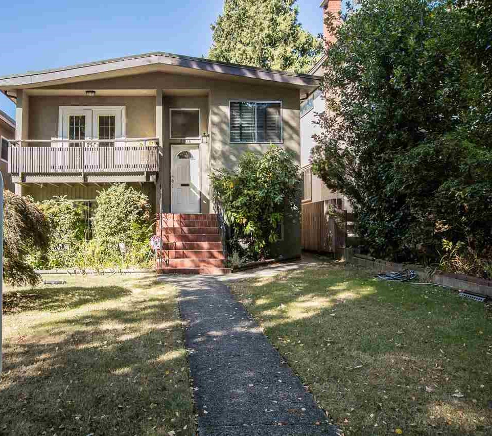 Nice Kerrisdale neighbourhood. Great started home with potential mortgage helper suite downstairs. Nice hardwood floor on main. Carport could be a garage. Close to schools, shopping & parks. Great entry home to a super neighbourhood. Call today to view this home! Open House: Sun, Oct 22 2-4pm