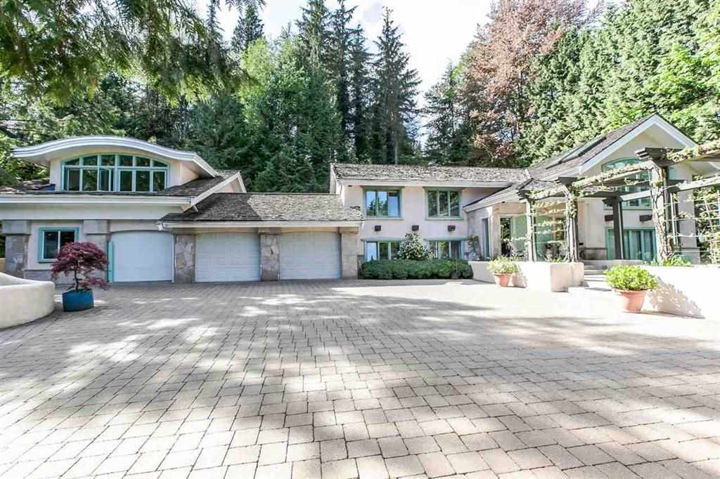 Prestigious British Properties, private 1/3 acre lot adjacent to the Capilano Golf Club. This 4 bedroom home is located a short distance to Collingwood / Sentinel high schools and Hollyburn Country Club. Rent, live in or reconstruct your dream home.  NO SHOWINGS ON SUNDAYS