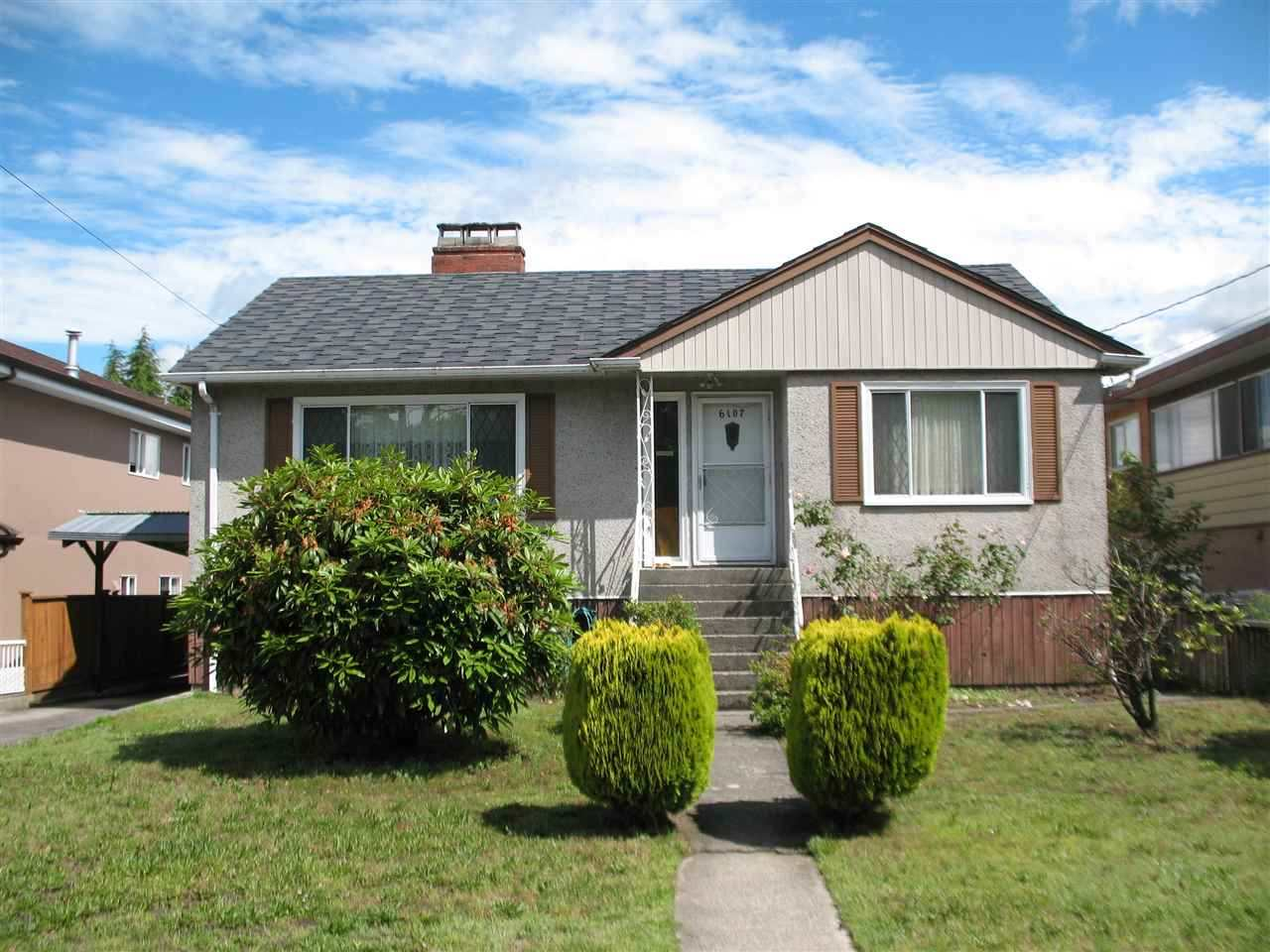 This 4 bedrooms home is still solid but mainly for lot value. Very convenient area, close to Metrotown shopping, school and transportation. All meas are approx and to be verified by Buyers
