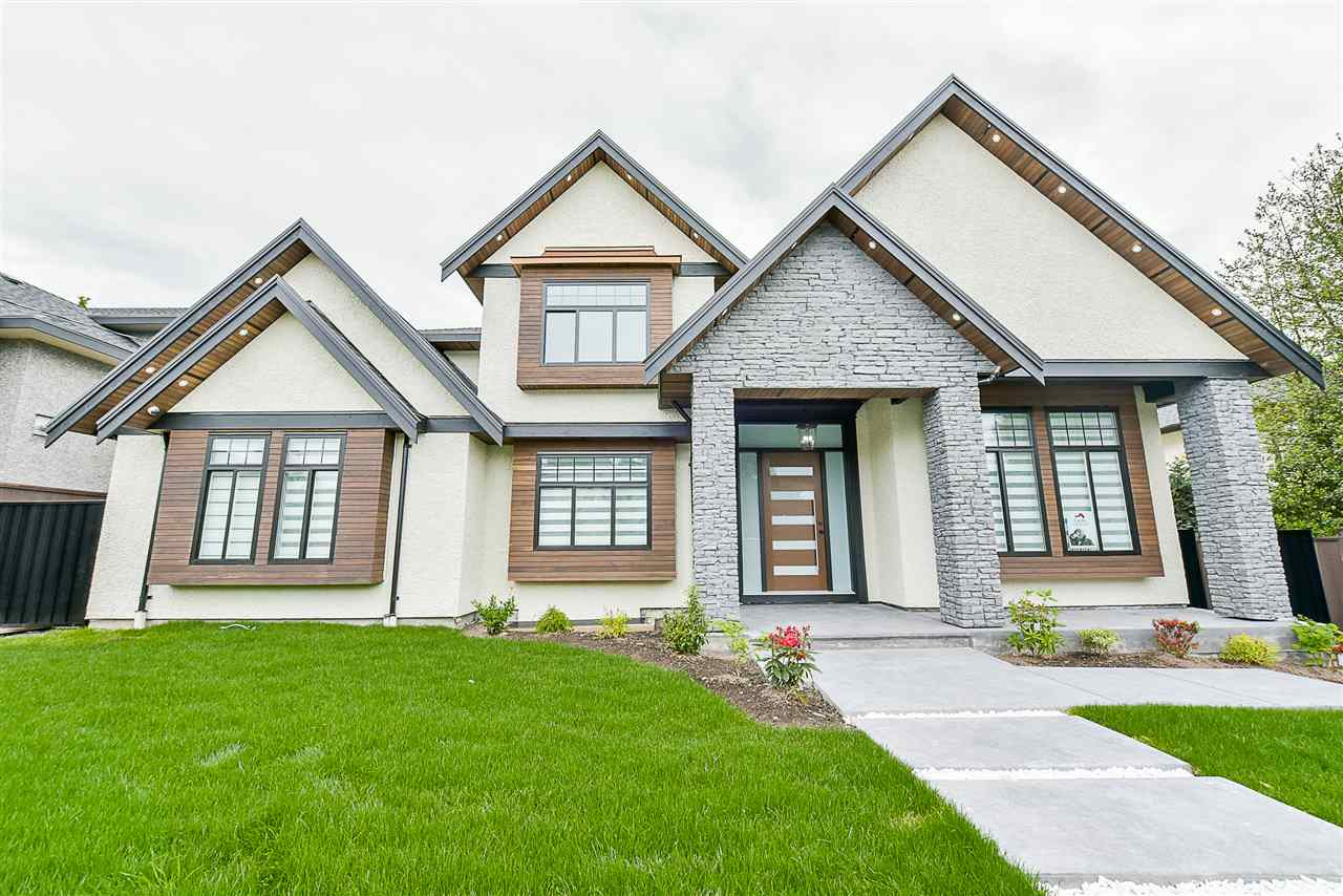 Brand New 3 Level Home with a 7500+ SQFT Living Area(8 BDRM. 7.5 BATH).8500 SQFT Lot with a Detached 3 Car Garage accessed through the back lane.Very Reputable Builder, No Expense Spared.2-5-10 Warranty.Radiant Heat,Air Conditioning,Back Up Generator,Central Vacuum.Top Floor has a total of 4 Spacious Bedrooms and 3 Bathrooms(2 Bedrooms with Share Bathroom).Main Floor has a Foyer,Den,Living Room,Dining Room,Spice Kitchen,Designer Kitchen,Family Room,Master Bedroom with Walk In Closet and Ensuite.Basement has a Bar Room with a Massive Bar,Theatre Room,1 Bathroom,Laundry.There and also Two Suites(1 Bedroom Suite and 2 Bedroom Suite)both with Separate Entrances. OPEN HOUSE: SAT & SUN, OCT 21 & 22, 2-4pm.