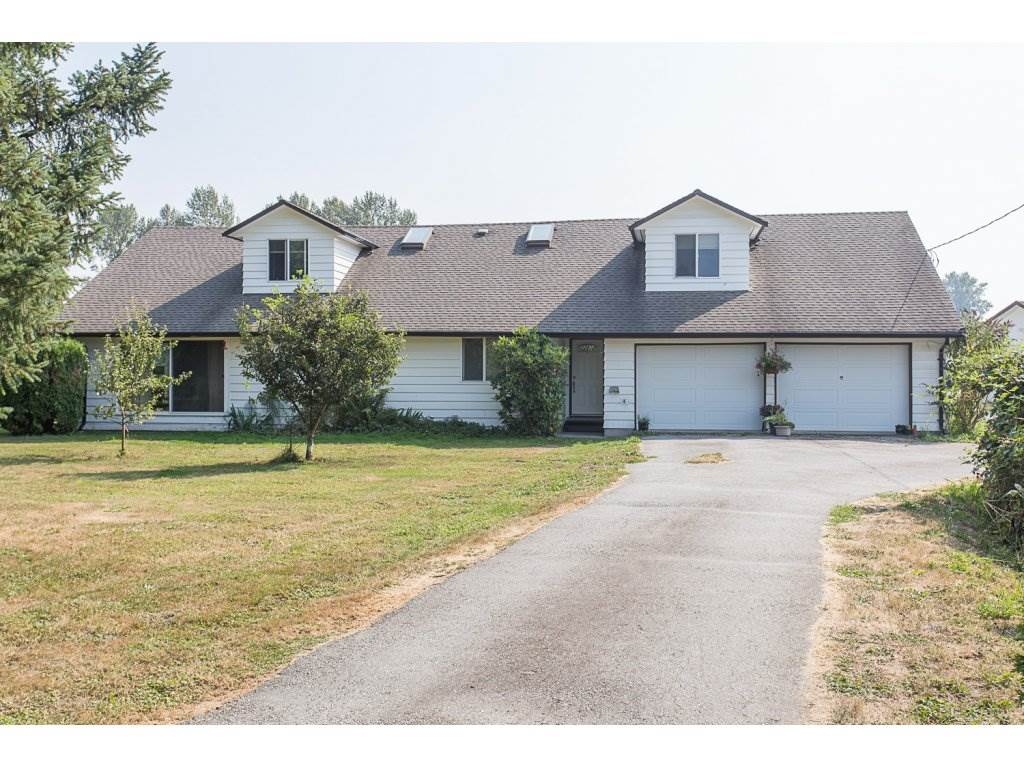 "Lovely 4 bedroom home on 6.76 acres. Updates include; new roof, new kitchen with custom cabinetry and high-end appliances, and renovated main bath. 1 acre of mature ""NATURALLY"" grown blueberries, generating revenue, and loads of potential for expansion or possible organic certification. Pesticide free property (min. 12 years). 37'x16' detached garage/workshop. 47'x37' barn. City water. Dead end street. Book your private showing today!"