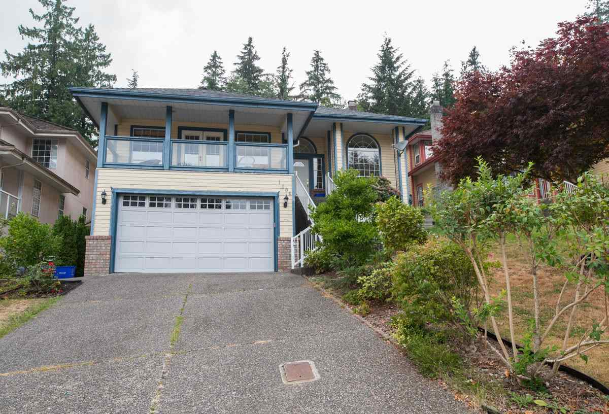 A desirable nice family home at Westood Plateau. Nice level private yard which backs onto a greenbelt. Spacious kitchen with maple cabinets, granite counters, big island, pantry, new appliances, separate butler kitchen & eat-up counter overlooking  family room.  Formal dining & living room. Huge den/office has dble French doors to a balcony w/ a great view of Mt Baker. Upstairs has 4 bdrms. The master has a 5 pc ensuite w/ 2 sinks, huge soaker tub & walk-in shower. Laminate flooring throughout. Mortgage helper in the basement with 2 bdrms & separate entrance. Many updates over the last 10 yrs. Power is 200 Amp. Roof just 3 yrs old. Great location. Walk to the elementary school. Very clean. Showings by appointment only.