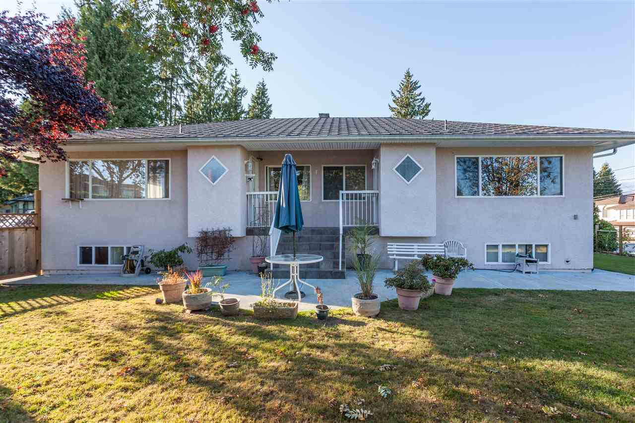 INVESTOR ALERT -  Confirmed by the City of Burnaby ? Two Family Development potential! Lot width (64.07 ft.) and lot area of (8,508 sq.ft.)  Meanwhile great holding property. Currently Legal two family dwelling. This Duplex is occupied by 1 family now, each side total SF is approx. 1613 SF. Left side 3 bedrooms/den finish basement.  Right side 2 bedrooms with unfinished basement. Big front yard surrounded by big hedge for privacy. Lane access with lots of parking for cars, RV or even storing your Boat. Improvements: furnaces replaced in 2002,In 2005 updated kitchens, bathrooms, sun-deck, exterior stucco & insulation, double glazed windows and roof. Both hot water tanks replaced in 2010 & 2011.Main level has oak floors. This convenient location and close to amenities like deer lake and shopping at High Gate, Morley Elementary & Burnaby Central High school.