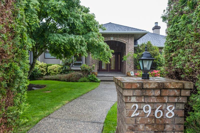 Hidden-gem in desirable Elgin area. A beautiful landscaped front yard welcomes you to the charming 3 bed + 3.5 bath one-level home that boast over 3200 sq.ft. of living space on 17720 sq.ft. of property w/a luscious park like backyard. Offers a great floor plan w/an inviting living room, bright formal dining room, a custom kitchen adjoining the eating area & family room that over look the private backyard. Featuring hardwood floors, 4 fireplaces, 3 skylights, a large den w/French doors & more. Large master w/5 pce ensuite & walk in. Attached extra deep 3 car garage to fit your RV + more parking on the outside. Upgrades included newer roof, furnace & HW tank. Great schools nearby. Great solid value. Come and check it out, you will love this family home.