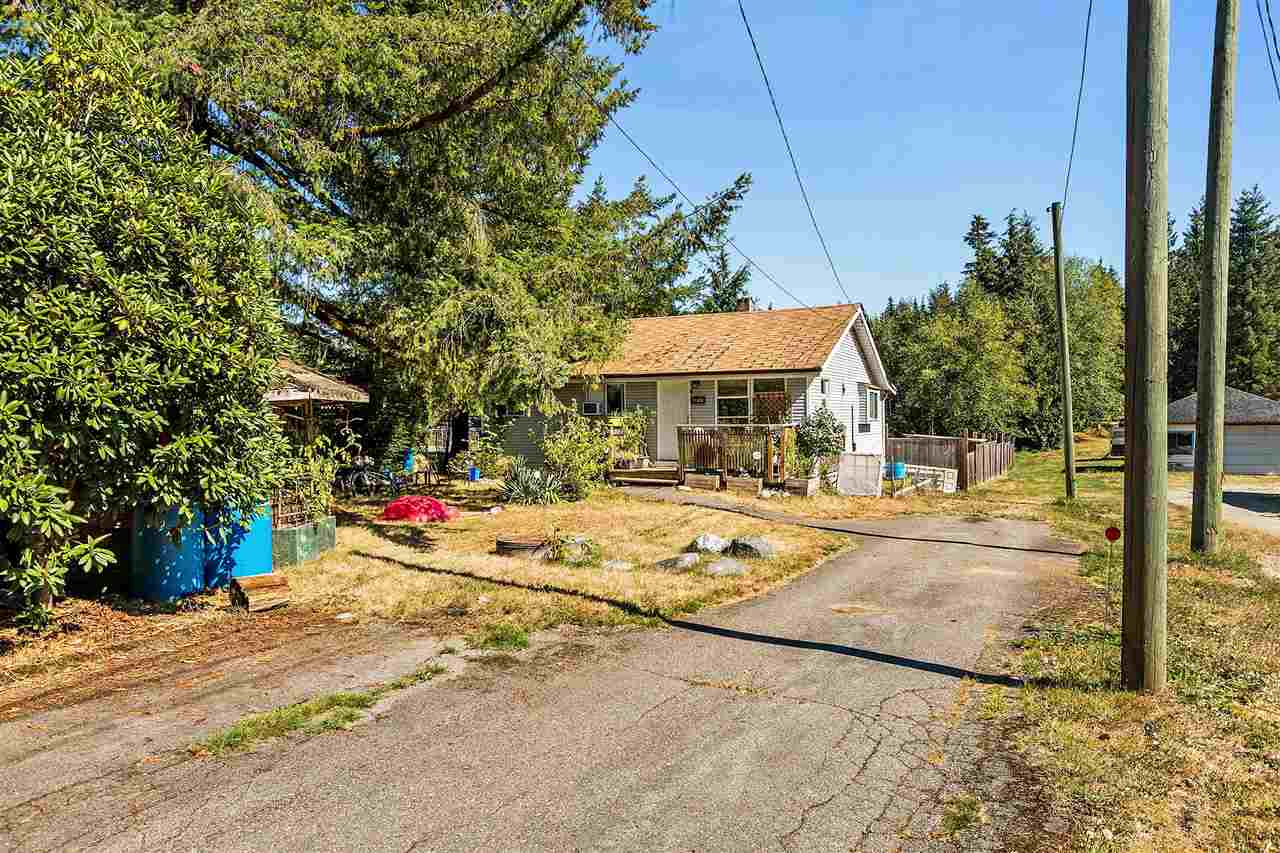 Cute little rancher sitting on an acre! This home is a 2 bed (could be 3 bed), 1 bath that has had many updates over the years including double pain windows, laminate & vinyl flooring, 1 yr old H/W tank & 3 yr old well pump and pressure tank. Keep as a rental and hold till your ready to build your dream home!