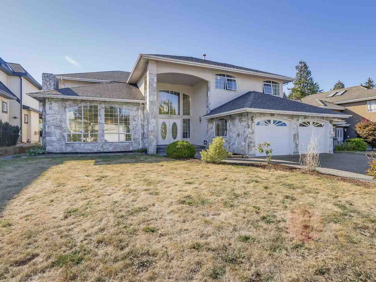 Welcome to 9671 157th street in Guildford! One of the best neighbourhoods in Surrey, this home has it all! Great for a small or growing family, this 2 level home boasts a bedroom on the main & 4 more upstairs w/ large games room as well as 3 full bathrooms. 3700 sq ft living space. There is a potential for a side suite or in-law suite if needed. Substantially renovated in 2016. Hard to find a 3700 sq ft on an almost 10,000 sq ft lot with more than 60 ft frontage these days! Great home for many many years to come with lots of updates (5 yr old furnace, 3 yr HWT) real 2 car garage, 3 gas F/P ample street and driveway parking, close to Surrey Memorial, Hwy 1, Guildford mall, many parks & is in William F Davidson elementary & North Surrey High school catchments. Open house Oct 21/22nd 1-4 p.m.