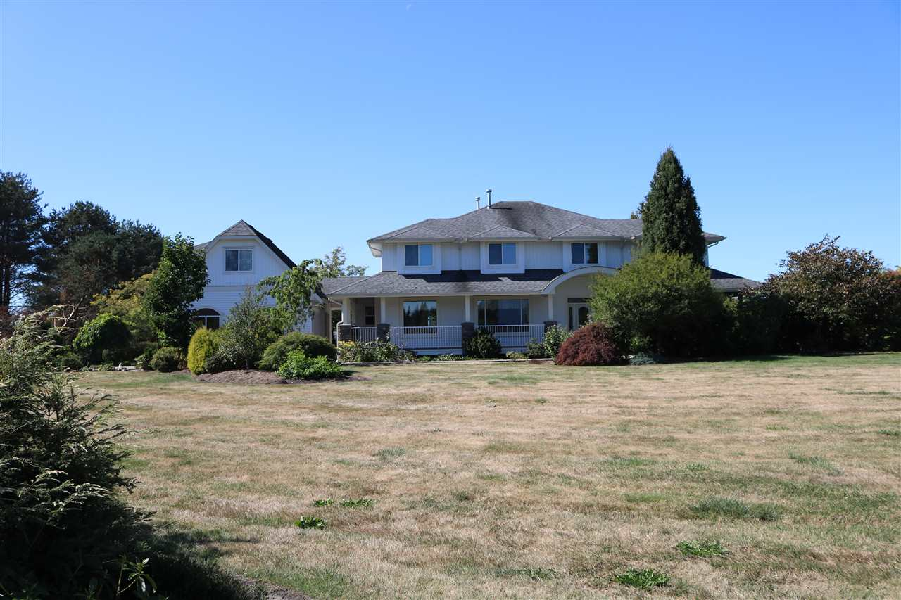 This is one of the most spectacular listings in Pitt Meadows!� This beautiful, estate property boasts +/- 187,964 Sq. Ft. of greenhouse facilities and 4.3 - 4.5 Acres of outdoor growing area (Container Yard).� Additionally there are 1.7 acres of blue berries and 4 acres of fallow land.  Featuring 19.49 Acres, this property includes a +/- 3,829�Sq. Ft., 2 Storey Home with 5 bedrooms and 4 bathrooms home that is situated on a privately landscaped 3 acres and a scenic mountain view.�The property operates as a high quality, specialty nursery with a diverse plant selection that is one of the largest in the province.� A tree-lined and fenced yard offers a sense of privacy.� This is a turnkey greenhouse operation with excellent potential to utilize the fallow land or reconfigure for other AG uses