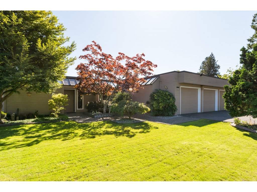 """Architect designed custom contemporary 3-bcdroom rancher located on the best street in dry, sunny Tsawwasscn. Private 11,840 sq ft lot on Beach Grove GC, this beautifully landscaped lot includes a 36'x 18' salt water pool, with industrial boiler & titanium heat exchanger. Off-street parking for 6 cars. Lots of natural light from skylights and european style tilt & swing windows & doors. Beautiful Caribbean Rosewood floors and unique """"kiva' gas fireplace. Corian countertops, wolf oven & gas cooktop. Large 4'x6' walk-in shower. Large rooms throughout. Step-in wine cellar. 2-ply SBS comm grade roof. 3rd garage separated from the very large 2-car garage suitable for conversion to other uses. Walking distance to shops, 5 min to new mall."""