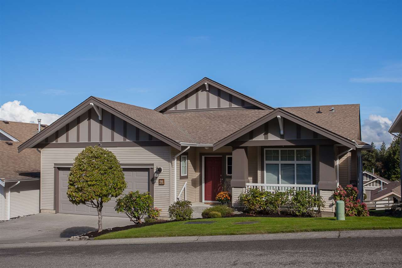 One of the largest ranchers to come available in the exclusive Thom Creek Ranch gated Community. 3,154 sq. ft. with 3 bedrooms, 2-1/2 baths, 3 gas fp's., very spacious rooms, white cabinetry with custom 2nd pantry, & island, crown molding, A/C, master on the main with walk in closet and 5 piece en suite, large windows with commanding views of the valley, huge sun deck with updated 60 mil vinyl, covered patio, under ground sprinklers, and dble. garage complete this home. The bare land strata fee is only $178.13. RV space available by rent via strata. Strata's height limitation is 15 feet on view trees.