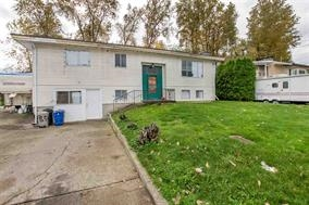 Opportunity Knocks ....Investor, builder alert.!!!!!!!! Potential to subdivide, Check with city of Chilliwack for all your options. Great neighborhood, solid home on large lot. Tenanted for $1500/month to a good tenant. Hurry on this one. Won't last long...
