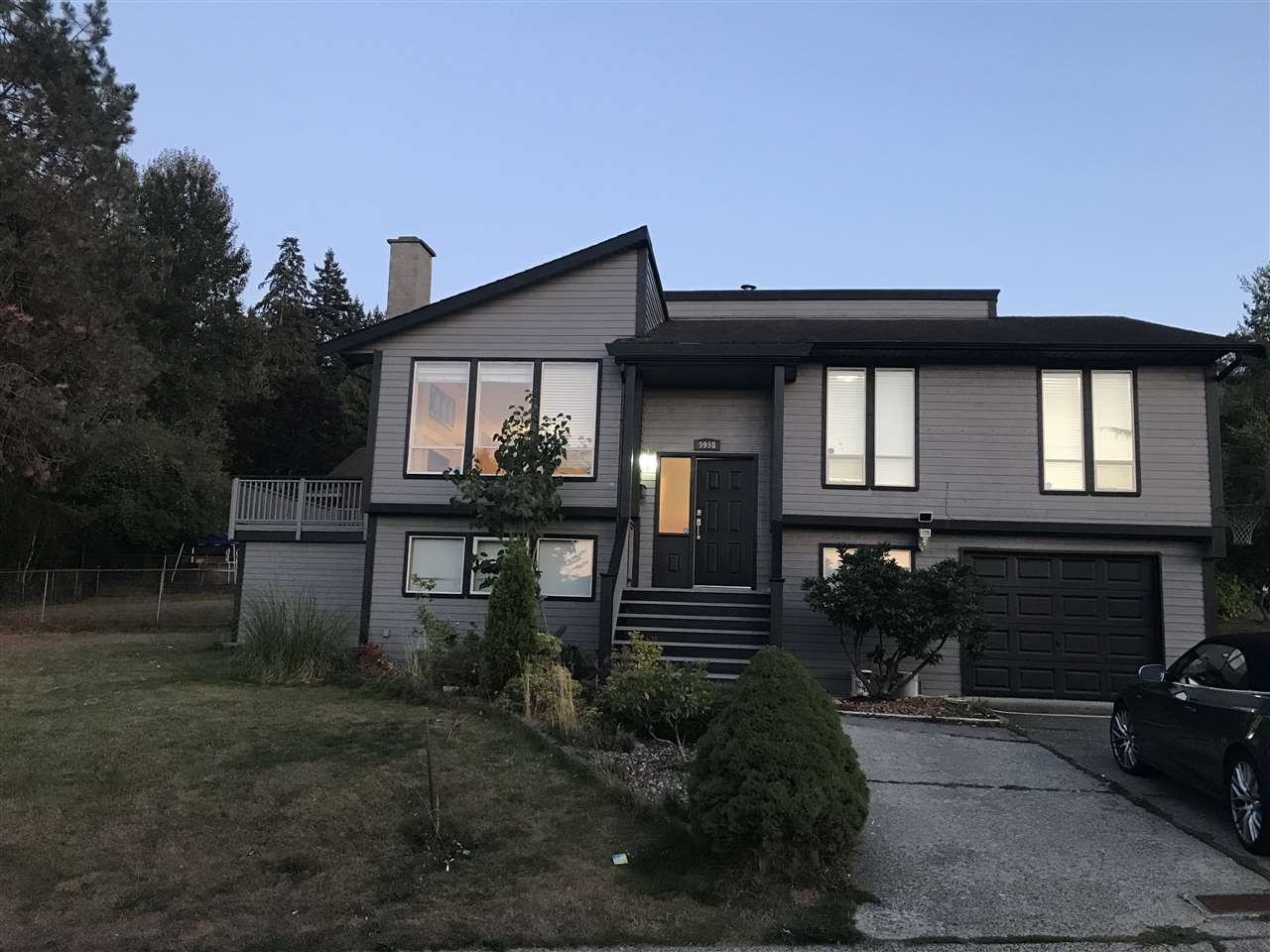 Good Location, Convenient,  large 8382 SF lot with an awesome VIEW of North Shore Mountains, Renovated with quality material, fabrics and appliances. Easy access to New West, Perimeter Rd., Alex Fraser, and 5 minutes away from Scott Road Skytrain station. Open House On Sunday Oct 1st 2017, 12:00-2:00pm