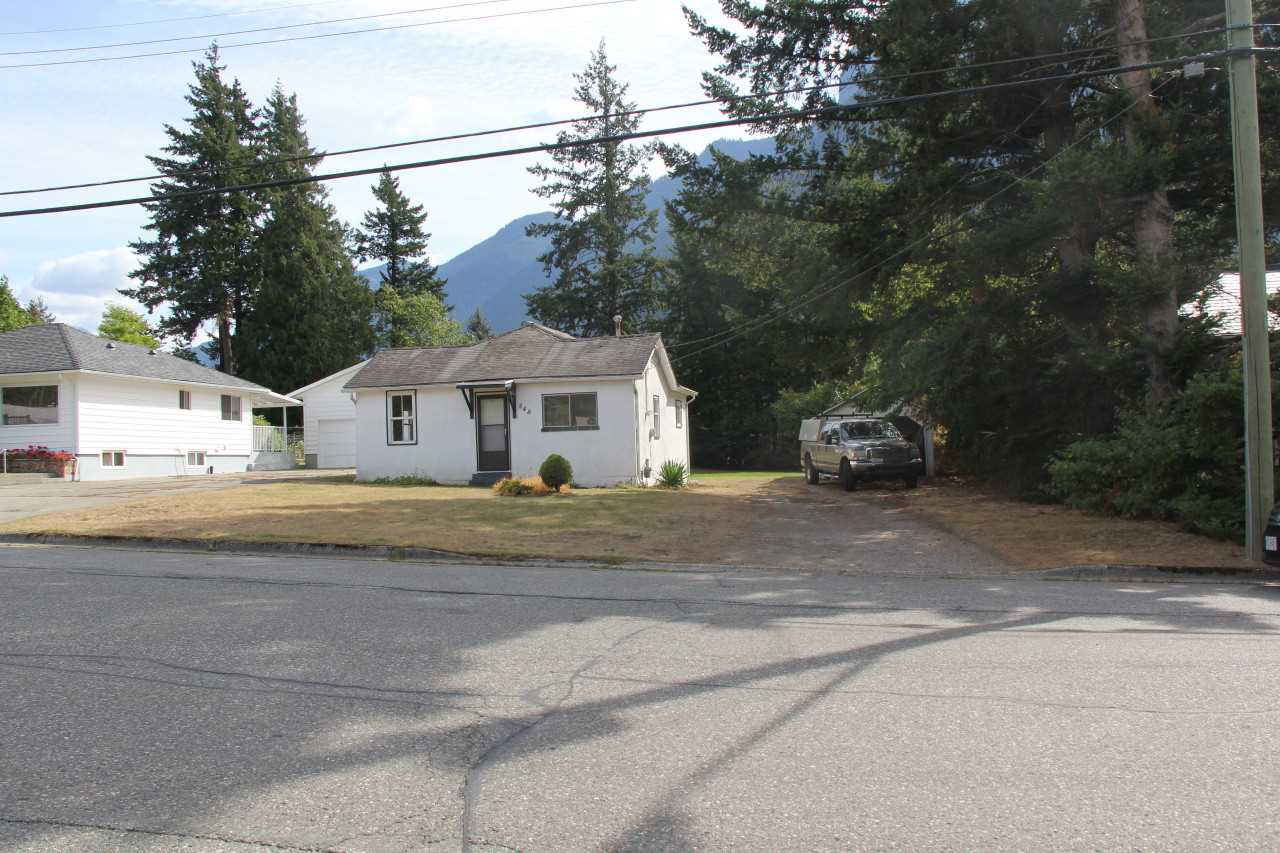 Rare find! In town on a 16500 sq. ft. lot, over 1/3 acre. Small home would make a great rental. Separate garage, huge yard. Great property to hold. Check District for rezoning possibilities. Huge demand for rental homes.