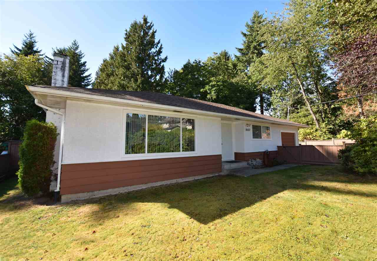GREAT DEAL!! SUPER CLEAN + PRIVATE GREENBELT! You MUST SEE this Charming 2 Bedroom/1 Bath 1052 SF Rancher on a HUGE 8098 SF Lot that backs onto an Extra Private & Park-Like GREENBELT! Enjoy ORIGINAL HARDWOOD Floors as you entertain in the Stylish Lvgrm w/Gas FP or Cook like a Chef in the Bright Versatile Kitchen with Sunny Dining Area. TONS OF UPDATES include Newer WINDOWS, ROOF, FURNACE & Water Heater PLUS an EXTRA LONG 31 FT. GARAGE w/WORKSHOP!  Sleep Peacefully in 2 Comfy Bedrooms or Relax under the Covered Patio in your personal HOT TUB w/HUGE WESTERN Exposed BACKYARD & 20x12 PATIO Perfect for Family Fun & Entertaining w/GREENBELT VIEWS! Close to Schools, Parks, Shops & Great Commuter Access! Call today!