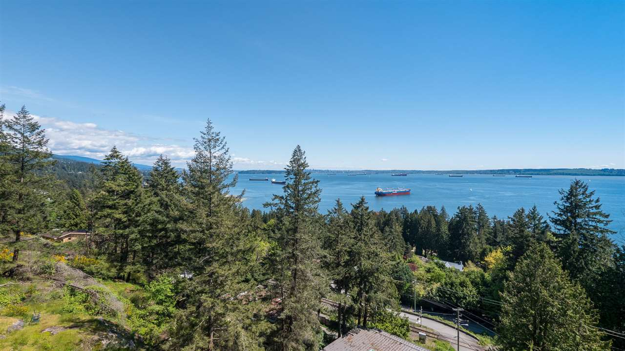 Introducing this Caulfeild Ocean View ESTATE located at 4765 Clovelly Walk. This 23,958 Square Foot SOUTH facing lot is a perfect canvas to build your dream home. This lot boasts gorgeous southern ocean views from Downtown Vancouver to UBC and beyond. It is rare to find PRIVATE ocean view lots of this size for under $4 million. Included in this sale are architectural drawings for a 7,000 square foot contemporary home designed by renowned OMB Architects. Only a half block away, 4799 Clovelly Walk achieved a selling price of $7,425,000! This is your opportunity to own an incredible building estate in West Vancouver.