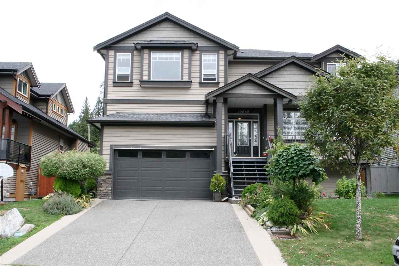 WOW!!! Beautiful Executive home in a quiet neighbourhood but minutes to amenities. Kitchen equipped with granite counters, s/s appliances and encompass a large eat-in area that opens to the family room with cathedral ceiling. The TRU basement suite has separate entrance, kitchen, living/dining and own laundry. All appliances (up & down) are included (except chest freezer in basement). This elegant house is functional yet warm and a great place to entertain and raise a family. A truly remarkable home to enjoy and build memories.