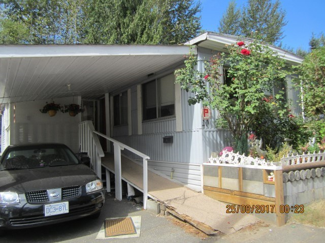 The Grove Mobile Home Park - 55 plus park located in a great area close to all amenities, shopping, hospital, steps to bus stop and walking distance to all that one needs.  This mobile has an addition that gives a covered porch and an extra room of living space. Shed out back. Roof appx 5 yrs. old & has the electrical inspected with a new Silver Sticker. On city water & sewer. Pad appx $625.00