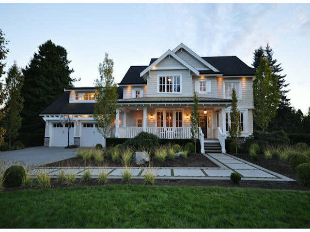 Executive home on 4.7 acres in the Bradner area of Abbotsford. 5,354 sqft home built by Rockridge Developments, a Georgie Award winning builder. Main floor boasts Great Room w/ vaulted ceilings, gas fp & extensive mill work & beams. Chef's kitchen with white shaker cabinets, granite counters, oversize sit up island, ss appliances, pantry & nook. Formal dining room & den off Foyer. 2 powder rooms on the main, laundry & a computer station. 4 large beds up..3 with walk ins & a rec room. Master with spa inspired ensuite. 1 bed & full bath down & over 1,500 sq ft waiting your ideas. 2680 sqft detached shop & office with partial second floor. Plenty of room for business & extended family. Double garage, city water..Too much to list!!